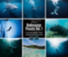 Underwater Presets Vol. 1 Facebook Ad 2.