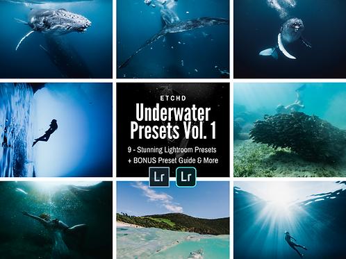 Etchd - Underwater Presets Vol.1