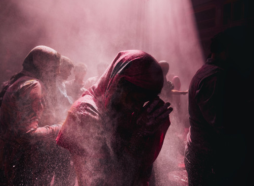 6-Days of India's Holi Festival: The Greatest Colour Show On Earth Pt.2