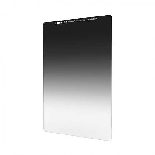 Nisi 100x150mm Nano IR Soft Graduated Neutral Density Filter