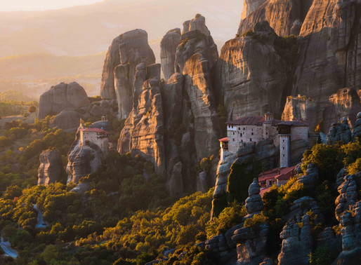 36 Hours in Meteora: A Photographer's Guide