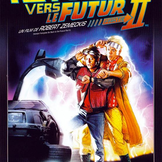 Retour vers le futur II 29 août (VF)