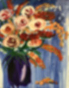 Abstract Floral on Blue.jpg
