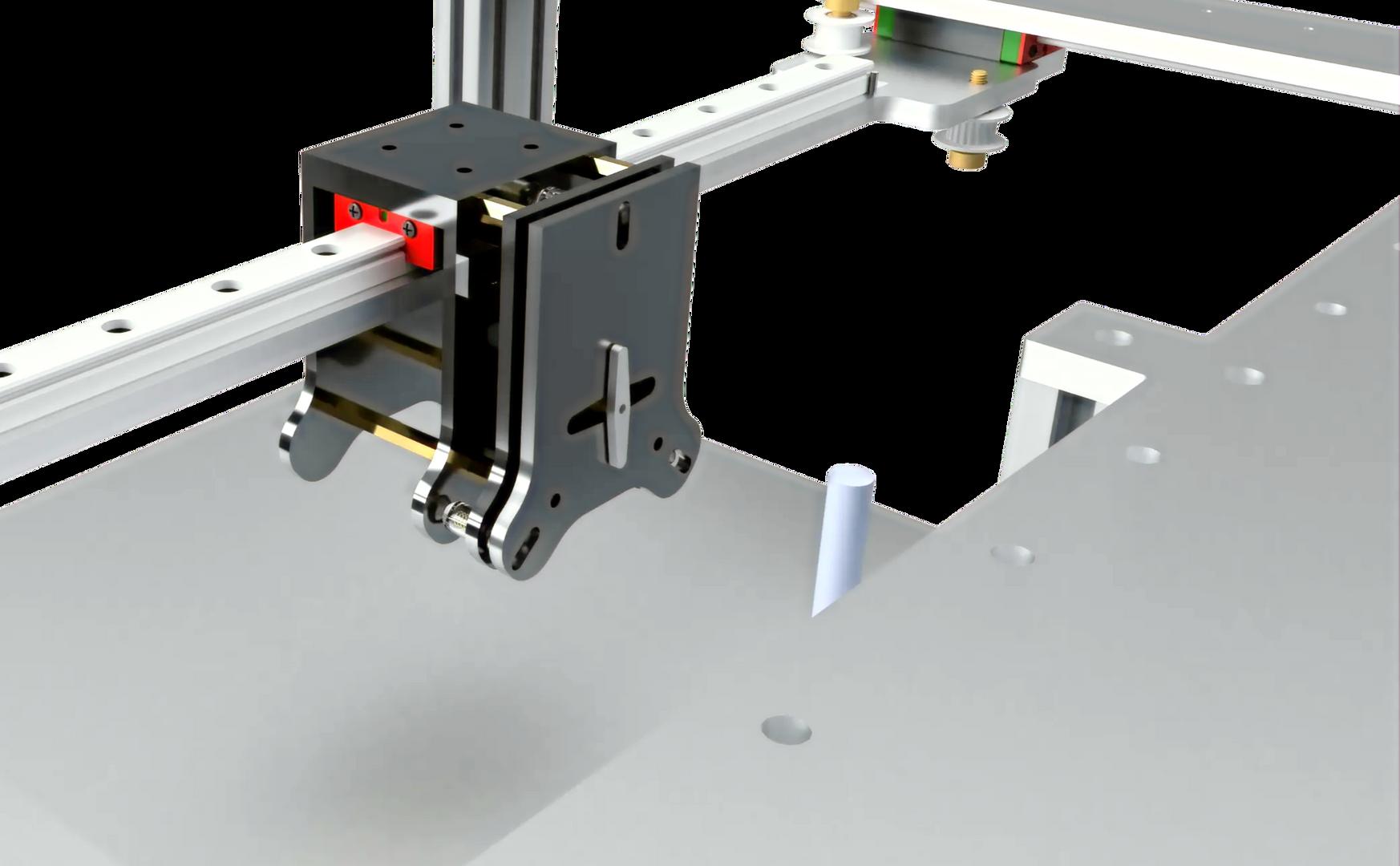 TOOL CHANGER 3D PRINTER