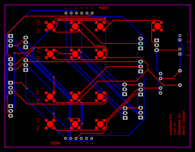 LORI V1 PCB LAYOUT