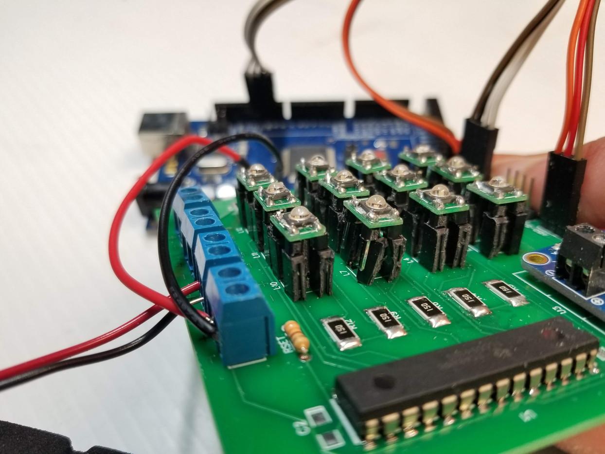 LORI V2 PCB