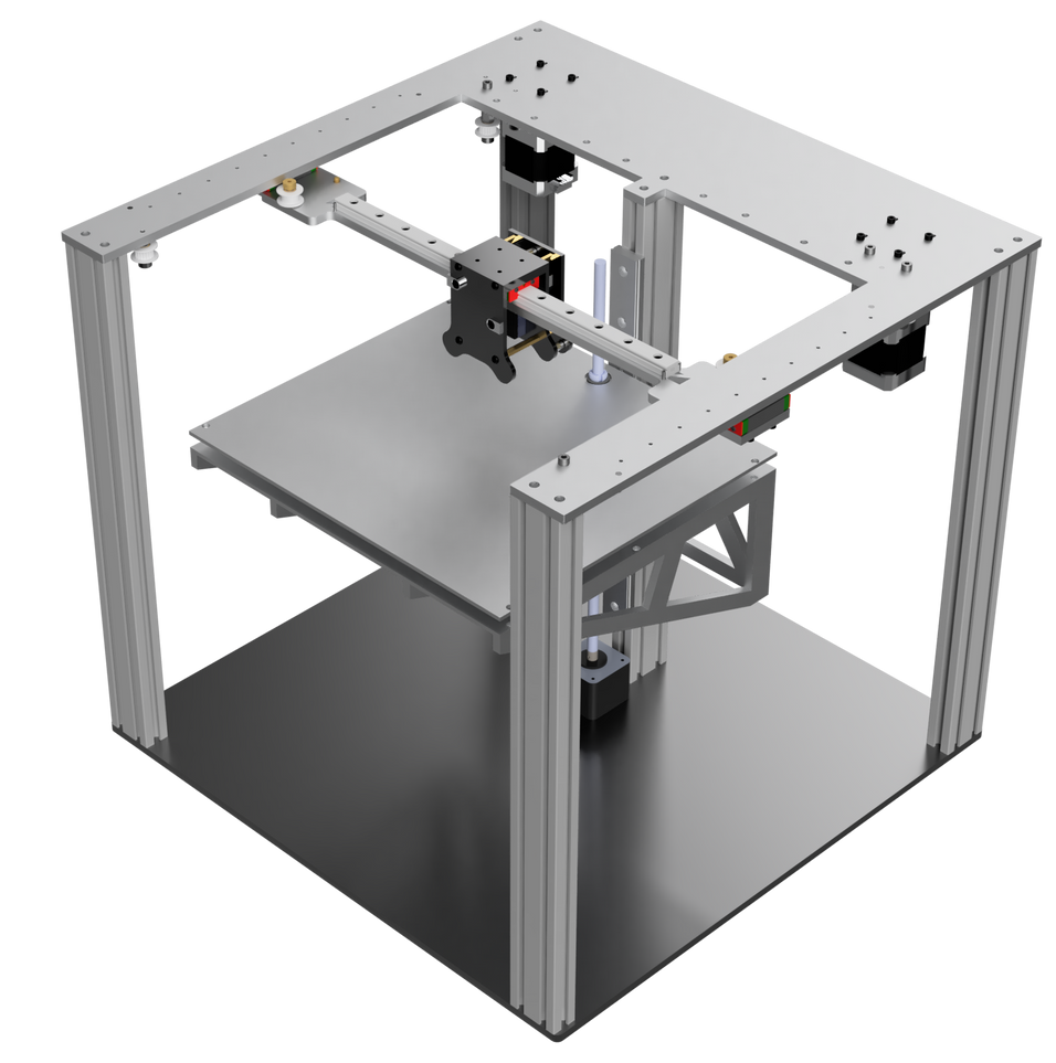 TOOLCHANGING 3D PRINTER MOTION SYSTEM