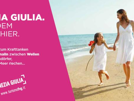 language service unterstützt Werbekampagne für Friaul-Julisch Venetien