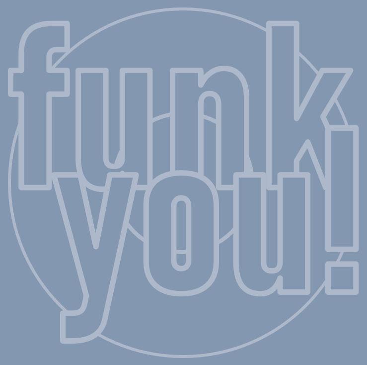 funk you ! Background Logo