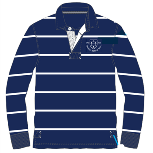 PRE-ORDER Centenary Butcher's Apron Rugby Shirt - pay later