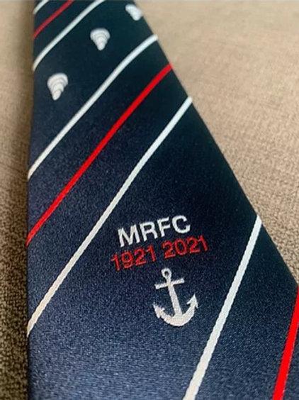 MRFC Centenary Tie