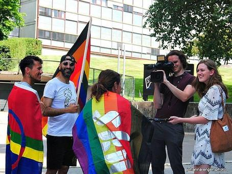 Oslo Pride 2020 –corona style
