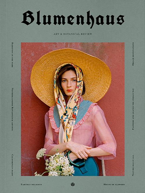 Blumenhaus Magazine