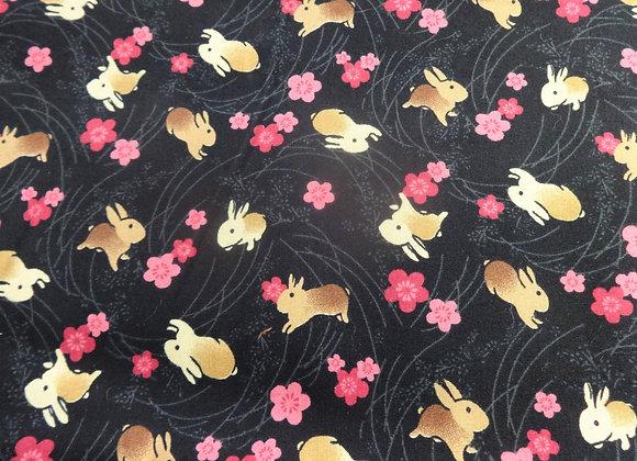 Bunny Frenzy - 3 color choices