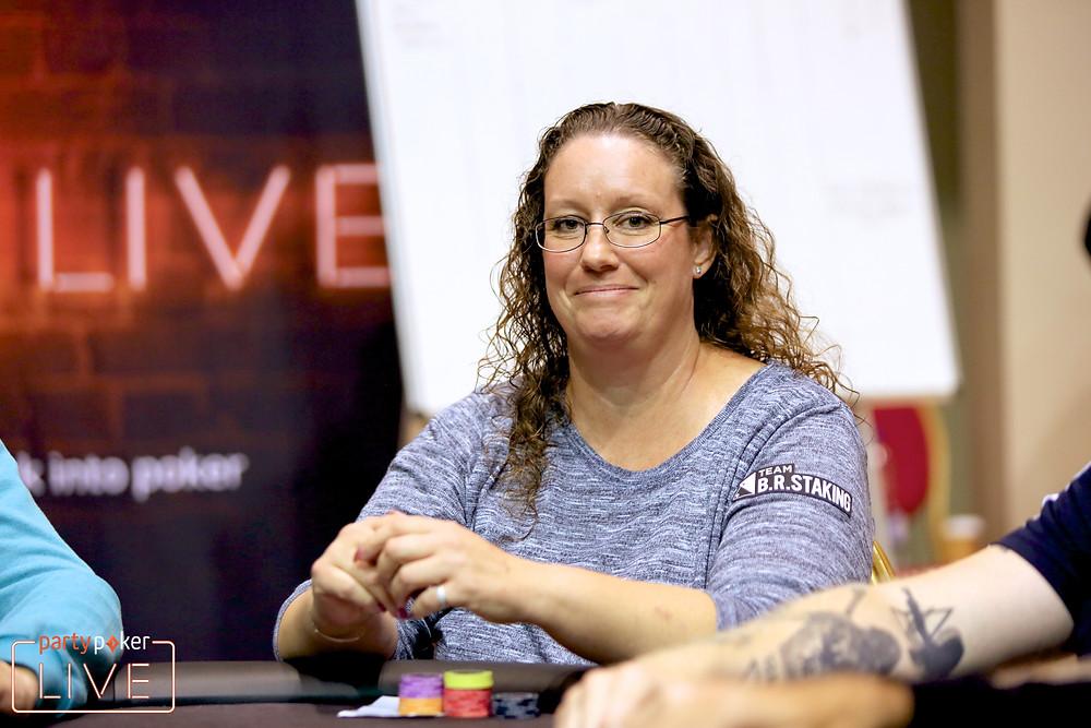 Main event Irish poker masters