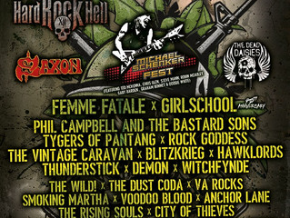 City of Thieves added to Hard Rock Hell 12 Line Up