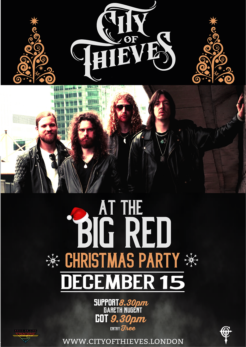 City Of Thieves Big Red