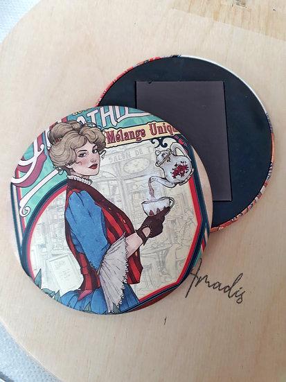 Magnet Thé de Mathilde