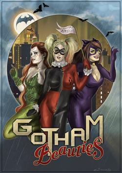Gotham Beauties