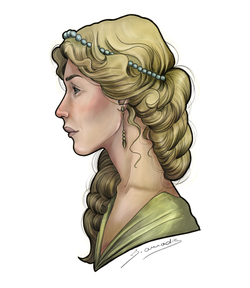 Lady portrait