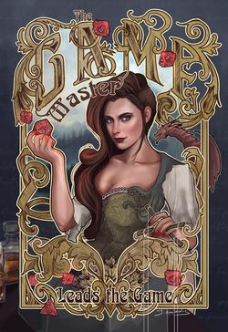 Illustration Game Master