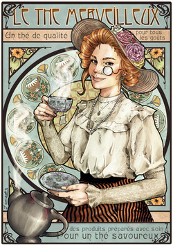 Le thé merveilleux