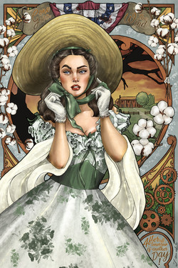 Scarlett O'Hara