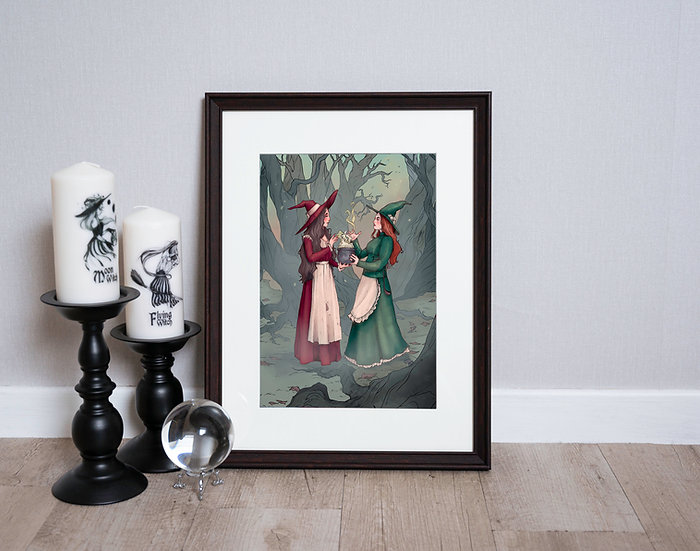Affiche Witches