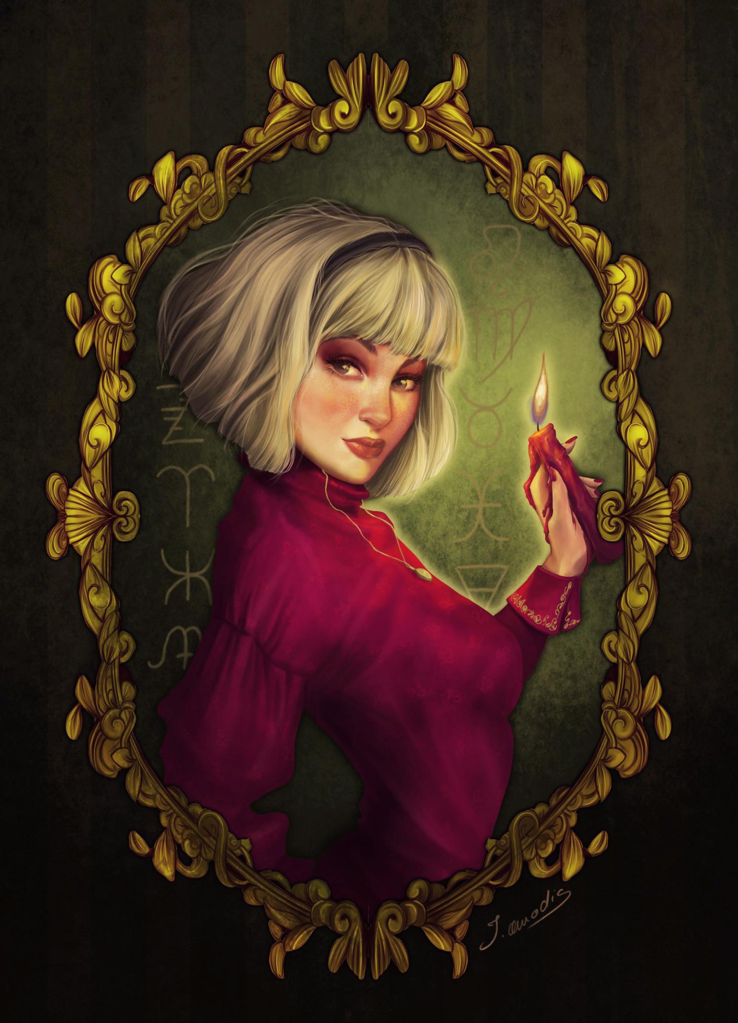 Sabrina Spellman 02
