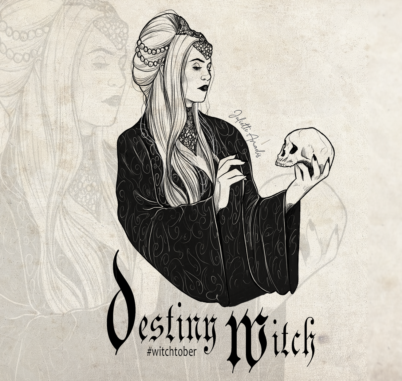 Witchtober 25 : Destiny Witch