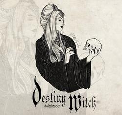 Witchtober 25 : Destiny Witch