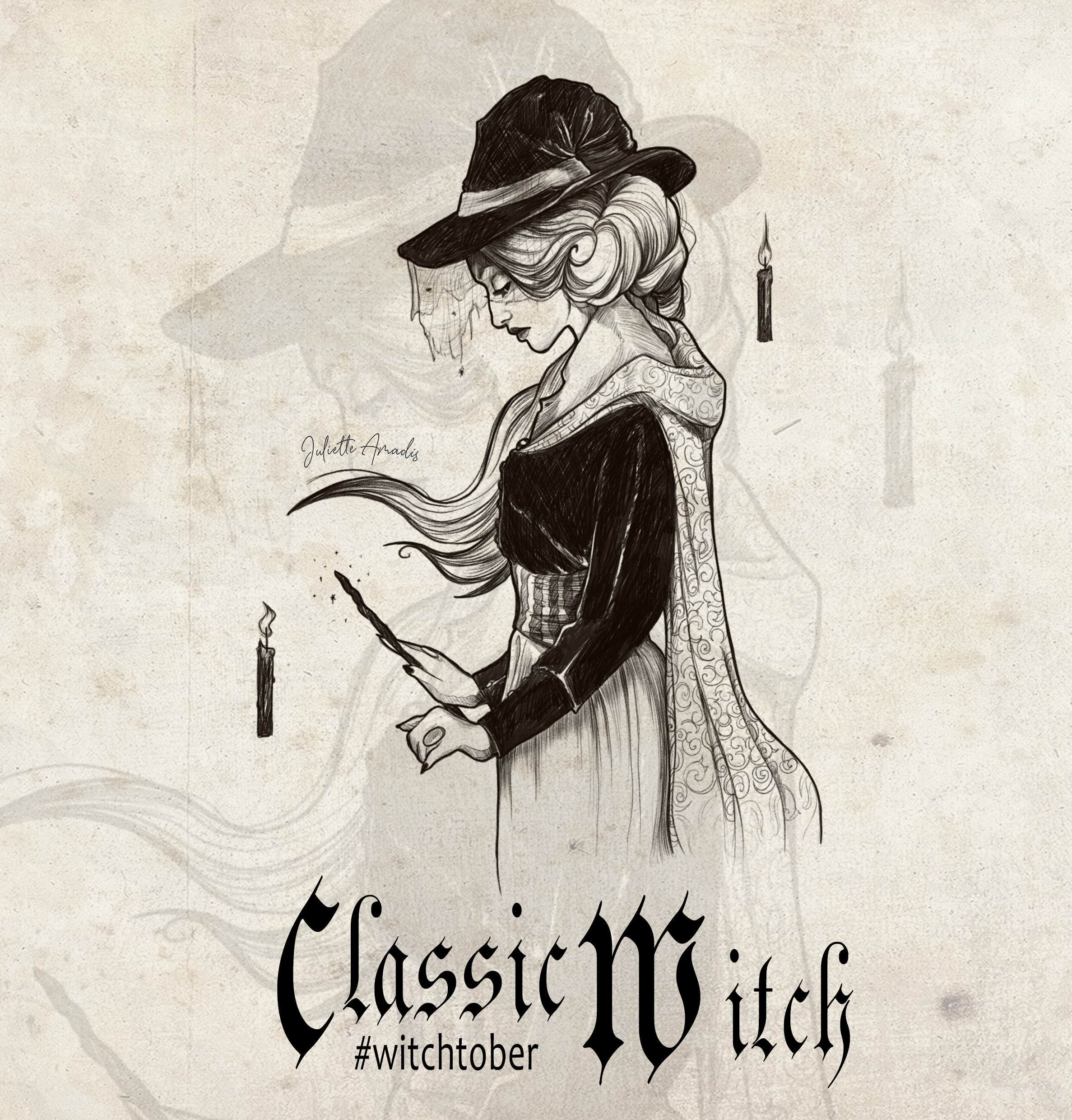 Witchtober - Classic Witch