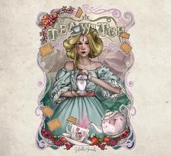 Witchtober 26 : Tea Witch