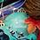 Thumbnail: Boule plate en bois