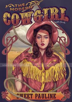 The Modern Cow Girl - version digitale