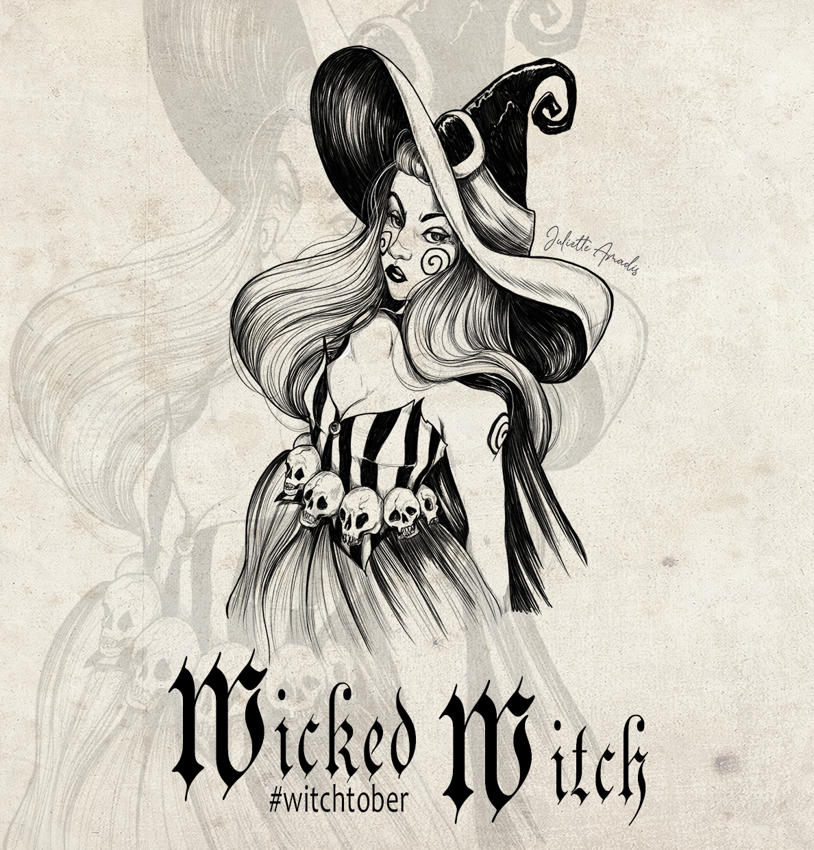 Witchtober 03 - Wicked Witch