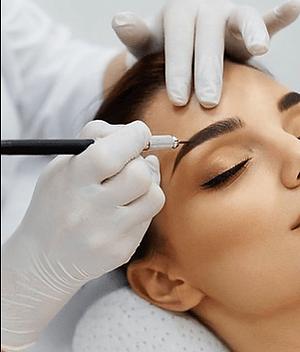 MIcroblading procedure, microblading los