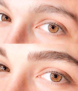 brows for men, eyebrows for men, eyebrow