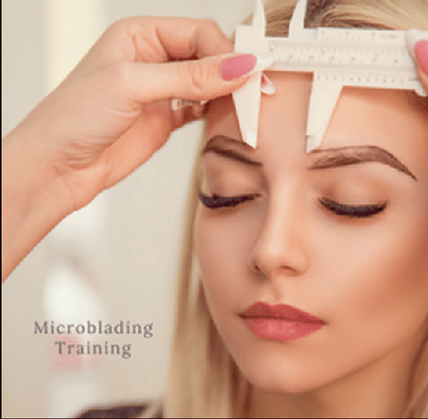 Microblading training, .png