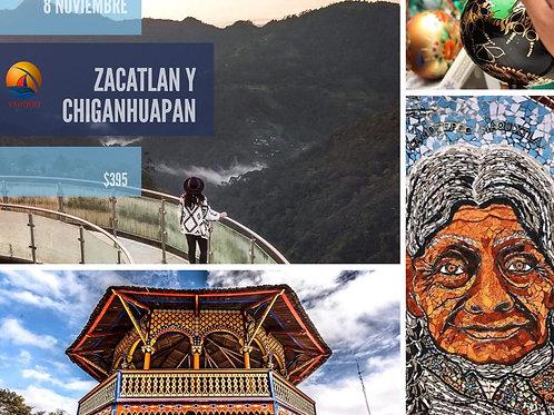 (PUE-NOV) ZACATLÁN Y CHIGNAHUAPAN
