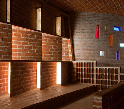 Iglesia de Atlántida – Eladio Dieste