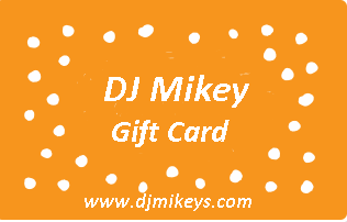 DJ Mikey Gift Card