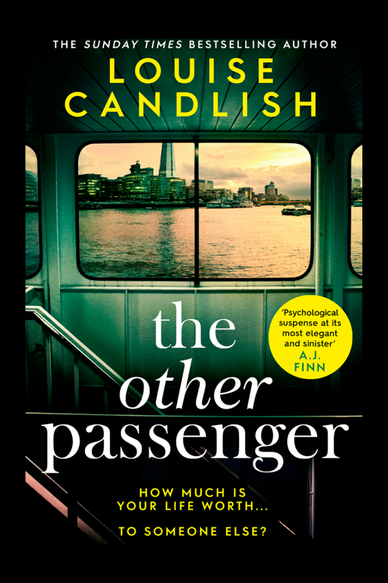 The Other Passenger, Louise Candlish