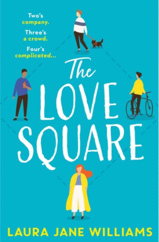 The Love Square, Laura Jane Williams