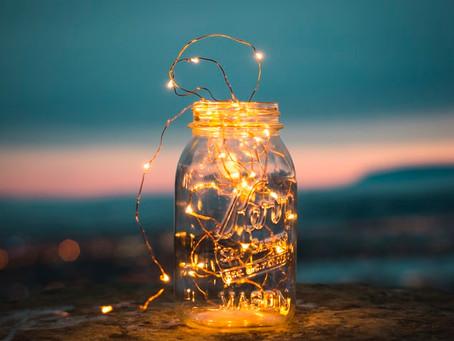 Creating a Christmas-Themed Self-Care Jar