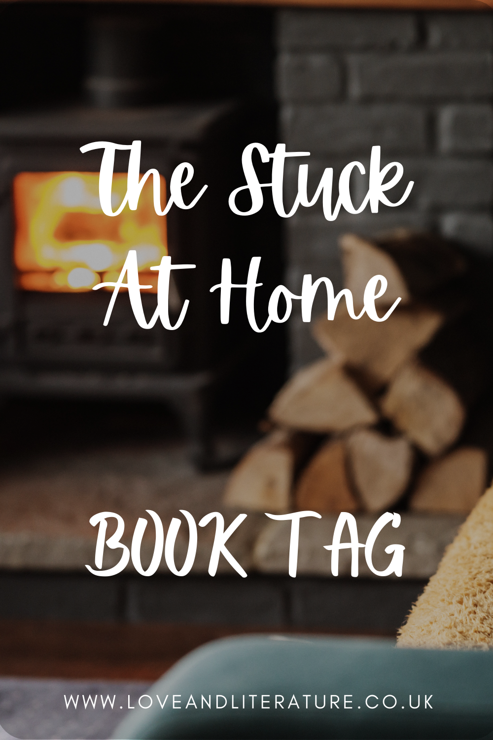 The Stuck at Home Book Tag