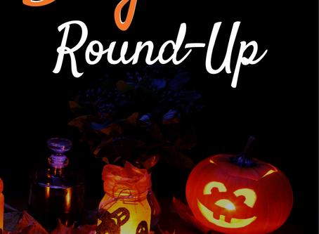 Blogtober Round Up | Blogtober Day 31, 2020