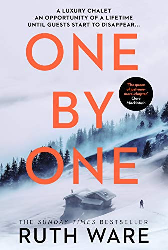 One by One Ruth Ware Book