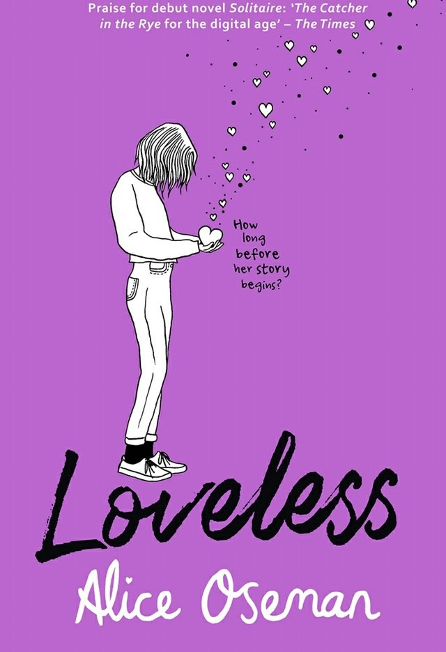 Loveless, Alice Oseman Book Cover