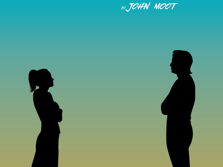'Virtue'*, John Moot | Book Review